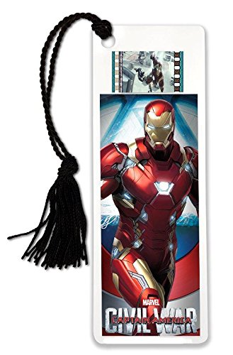 Marvel's Captain America: Civil War Series 2 Film Cell Bookmark (Marvel Film Cell Bookmark)