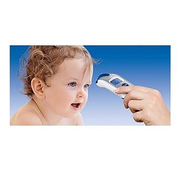 Hartmann Therm ovalado® Baby - Termómetro infrarrojo de fiebre termómetro, sin contacto, 3 segundos.: Amazon.es: Bebé