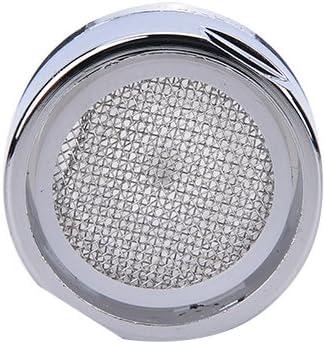 AOWA 1pcs Robinet Robinet Filetage A/érateur Filtre Vaporisateur Cuisine Chrom/é Male Thread Diameter 22mm