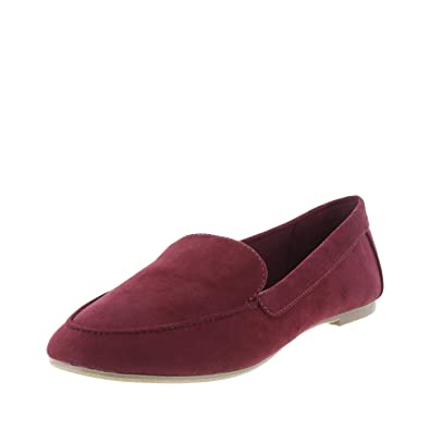 d2d270828f1 dexflex Comfort Sangria Suede Women s Barb Flex Loafer 5 Regular