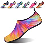 #4: JOINFREE Women's Men's Kid Summer Water Shoes Barefoot Shoe Quick Dry Aqua Socks Yoga