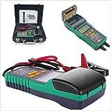 Battery Tester 12V Battery Analyzer+Printer 30AH-200AH Automotive Battery Tester