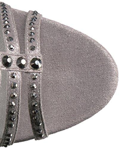 Vestito D'argento Delle Ellie stella Sandalo M Della Piattaforma Donne Shoes E55qFp8