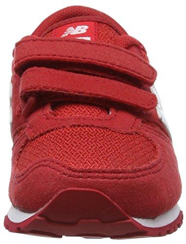 420v1 Grey Balance Rouge Enfant Red New Mixte Baskets paH0n05q
