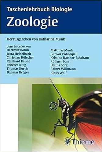 Book Taschenlehrbuch Biologie: Zoologie