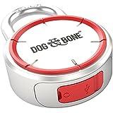 Dog & Bone LockSmart Keyless Lock Bluetooth Padlock Silver by Dog & Bone