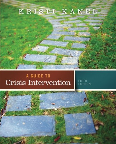 1285739906 - A Guide to Crisis Intervention (Book Only)