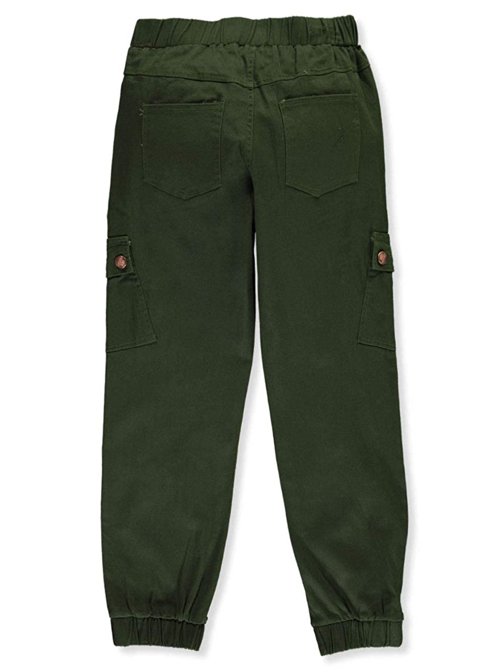 kensie Girl Girls Twill Cargo Joggers