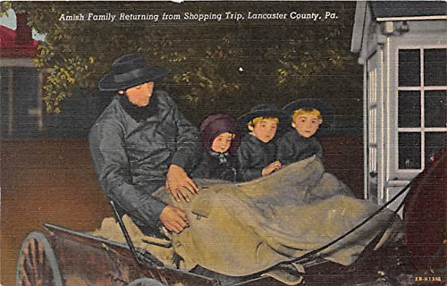 Lancaster County, Pennsylvania Postcard from Old Postcards