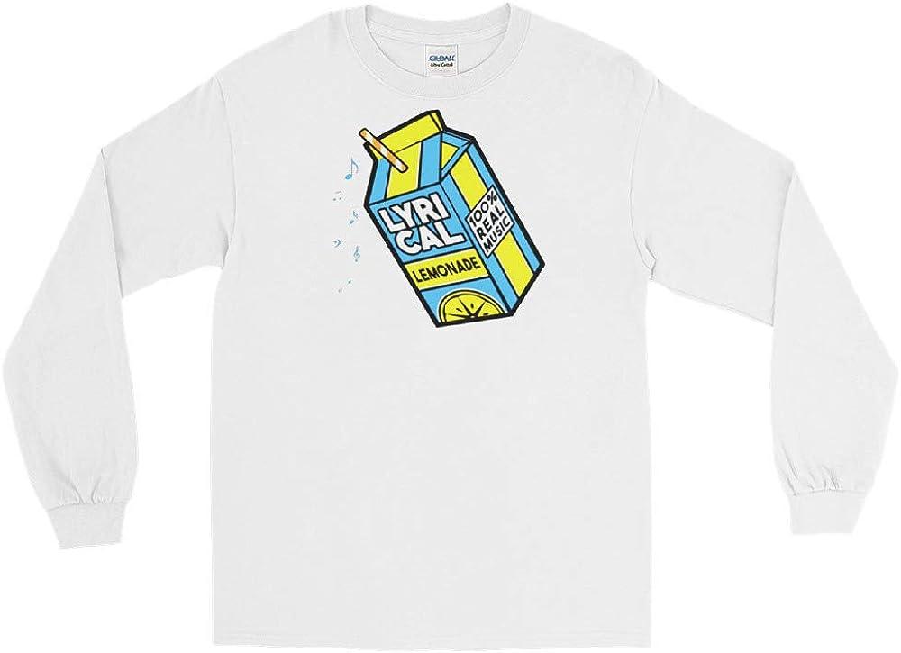 Lemonade Real Lyrical Music Shirt Lyrical Lemonade YBN Gang Long Sleeve T-Shirt White