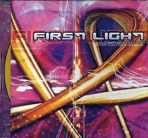 First Light - V/A ( Goa / Psytrance / Acid Techno / Progressive House / Hard Dance / Nu-NRG / Trip Hop / Chillout / Dubstep Anthems - Goa Light