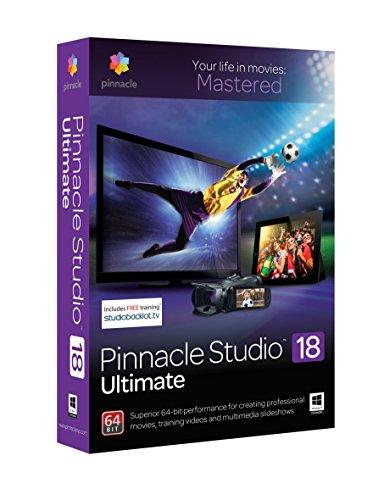 Pinnacle Studio 18 Ultimate (Old - Studio 18 Ultimate