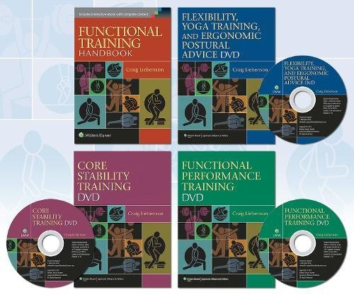 Liebenson's Functional Training DVDs and Handbook
