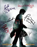 Harry Potter in the Goblet of Fire Cast Signed Autographed 8 X 10 Reprint Photo - Mint Condition