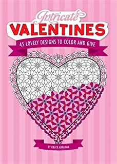 Amazoncom 1 Valentines Day Coloring Book Volume 1