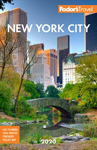 Fodor's New York City 2020 (Full-color Travel Guide)