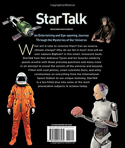 Large Product Image of StarTalk: Everything You Ever Need to Know About Space Travel, Sci-Fi, the Human Race, the Universe, and Beyond
