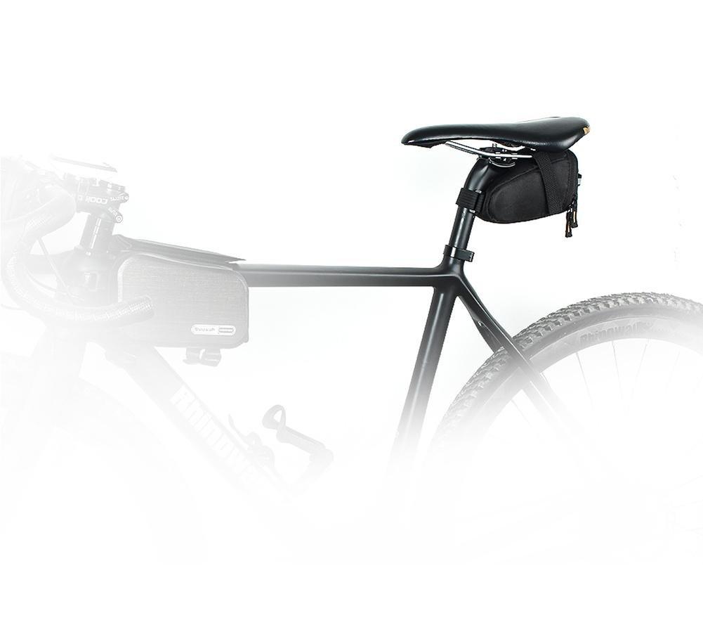 Honmei Bolso Ultraligero de la Bicicleta de la Cola de la Bici del Camino Bolso Interno del Almacenamiento del Tubo de la Bicicleta de Camino: Amazon.es: ...