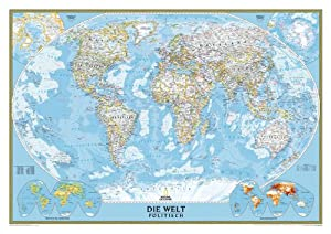 National geographic maps classic world map large format national geographic maps classic world map large format laminated wall map sciox Image collections