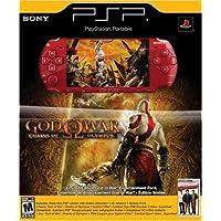 PSP God of War Entertainment Pack - Red