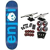 ENJOI Skateboard Complete NO BRAINER BLUE 8.0'