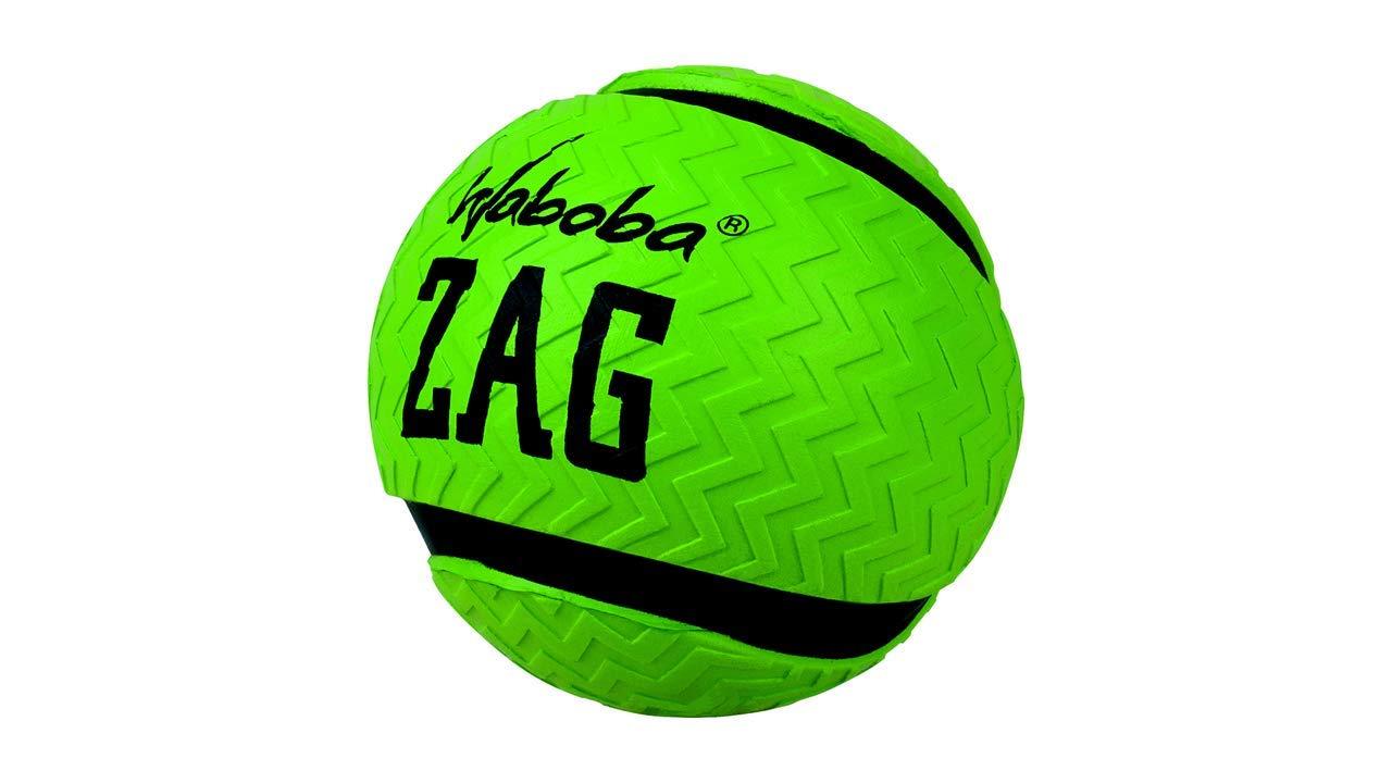 Wabobas Lot de 3 balles rebondissantes sur leau Motif Tennis Amusant Rouge//Vert//Orange