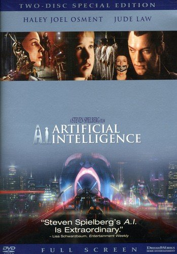 A.I. - Artificial Intelligence (Full Screen Two-Disc Special Edition) -
