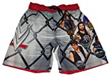 Fashion WWE Swim Trunk - Small, Multicolor
