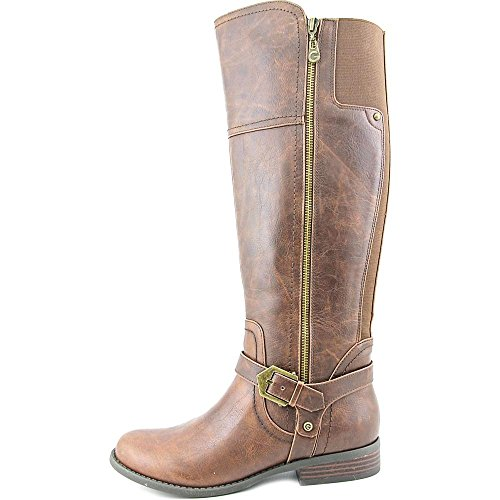 G By Guess Hailee Women Brown Knee High Boot Dark Brown Sy IY8t0cm