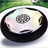 Warmstore The Amazing Hover Soccer Ball , Indoor Sport Boys Toys Age 5 - 12 , Best Birthday Gifts For Kids - 1 Ball Pack