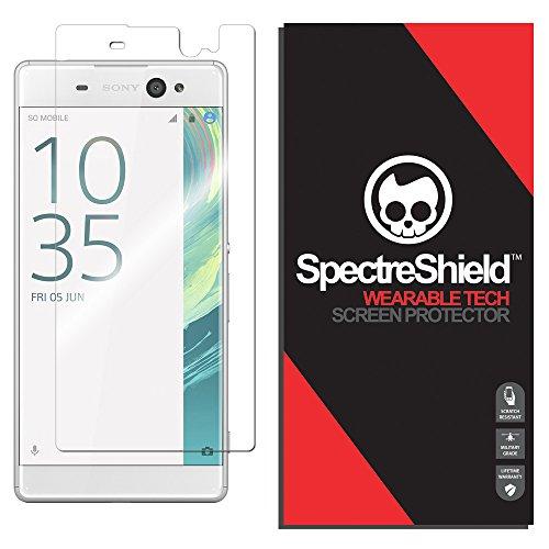 Spectre Shield Sony Xperia XA Ultra Screen Protector Accessory Screen Protector for Sony Xperia XA Ultra Case Friendly Full Coverage Clear Film