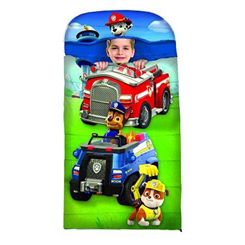 Nickelodeon Paw Patrol Hooded Slumber Bag by Nickelodeon Paw Patrol Kids