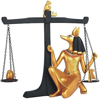 Major-Q G8088405 11 Egyptian Queen Cleopatra Statue Figurine Home Decor Sculptures polyresin