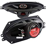 "CERWIN-Vega Mobile H7410 HED(R) Series 2-Way Coaxial Speakers (4"" x 10"", 320 Watts max)"
