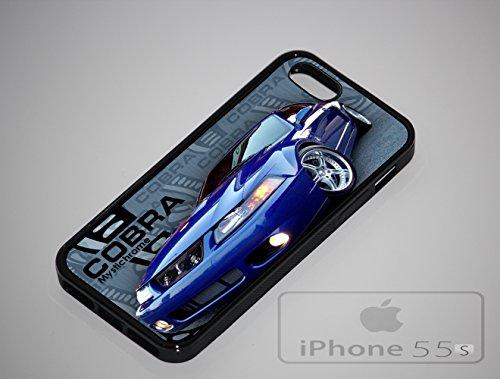Amazon.com: Iphone Case Custom Mystichrome Twin Turbo Mustang SVT Cobra TPU + Pc (iPhone 4 4G 4s): Sports & Outdoors