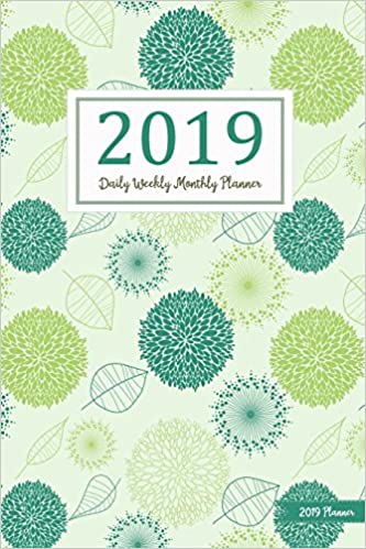 amazon 2019 planner a year 365 daily 52 week 12 month