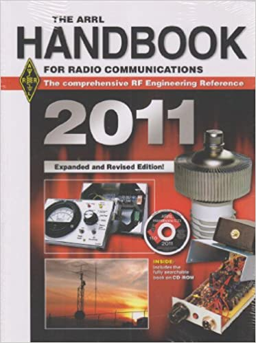 The Arrl Handbook for Radio Communications: Amazon.es: American ...