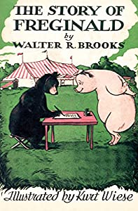 The Story of Freginald (Freddy the Pig Book 4)