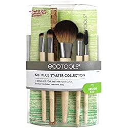 EcoTools 6 Piece Starter Set (Packaging May Vary)