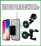 2-for-1 Magnetic Phone Holder for Car