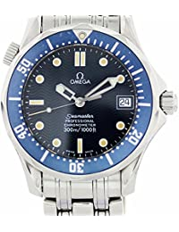 Seamaster Automatic-self-Wind Male Watch 2551.80 (Certified Pre-Owned)