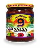 Number 9 Medium Salsa (12x15.8oz)