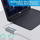 USB to Ethernet Adapter, T-Sound Ethernet to USB