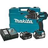 Makita XPH03M 18V LXT Lithium-Ion Cordless 1/2-Inch Hammer Driver-Drill Kit