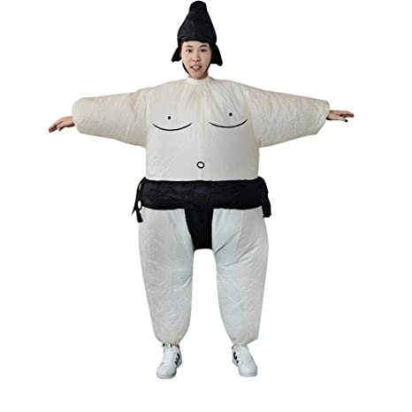 BlakeSha36 Vestido Inflable de Sumo Traje de Hombre y Mujer ...
