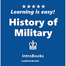 History of Military Audiobook by IntroBooks Narrated by Andrea Giordani