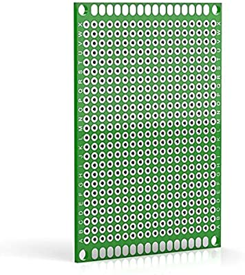 """Square 1/"""" Double Sided 10 x Protoboard"""