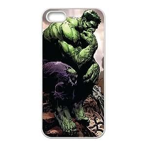 Dacase iPhone 5,5S Cover, Hulk Custom iPhone 5,5S Case