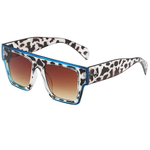 WEIMEITE Gafas de sol cuadradas Vintage Mujer estilo nuevo ...