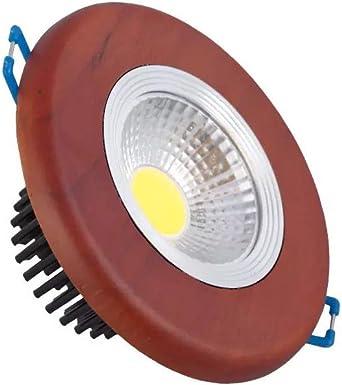 Iluminación empotrable 5 Pack-Downlight Led Luz de techo de color ...